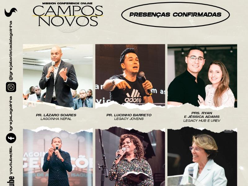 Mission Conference Campos Novos