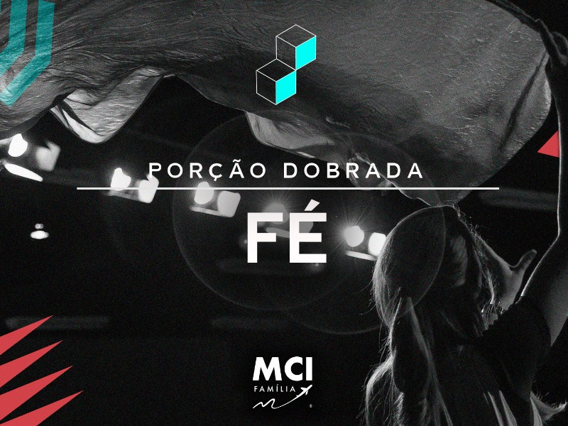 PORÇÃO DOBRADA DE FÉ
