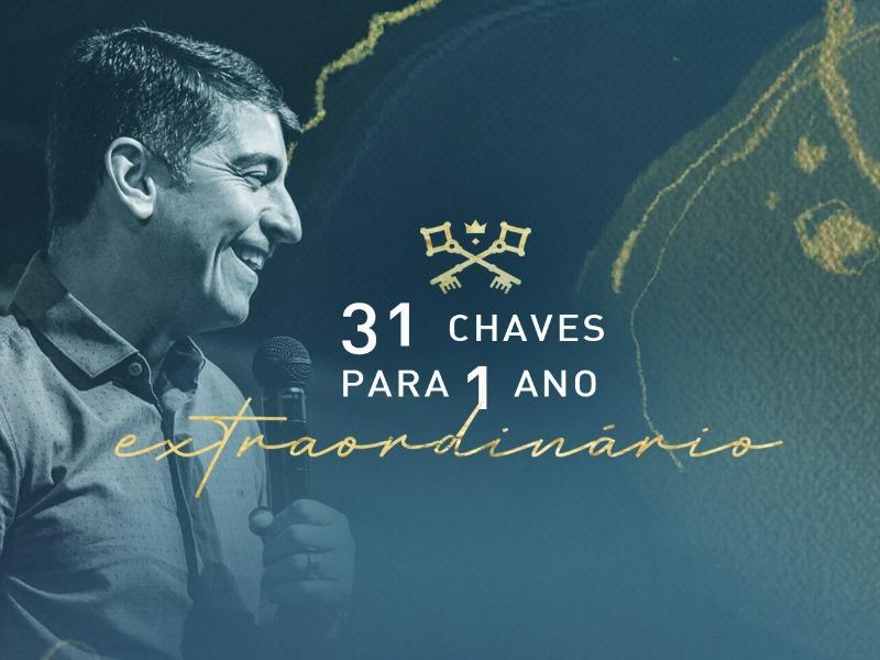 31 Chaves para 1 ano extraordinário