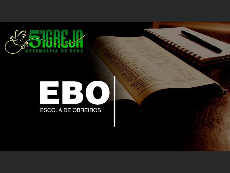 ESCOLA DE OBREIROS