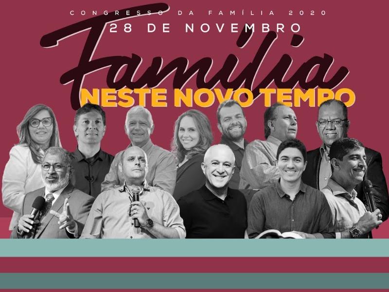 Congresso da Família - Um Novo Tempo