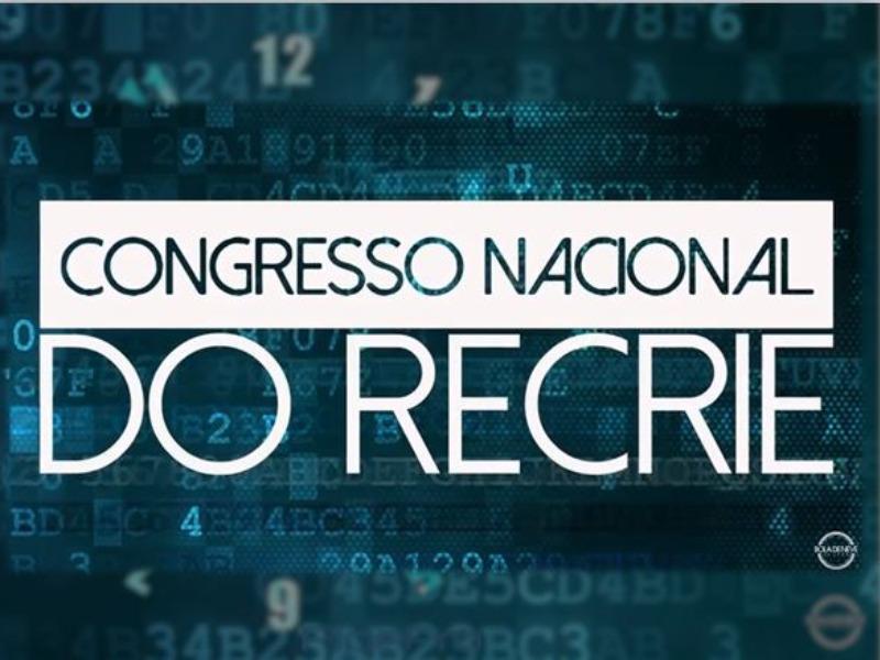 Congresso Recrie 2016 | Novo Tempo | Revelando códigos para a prosperidade inabalável