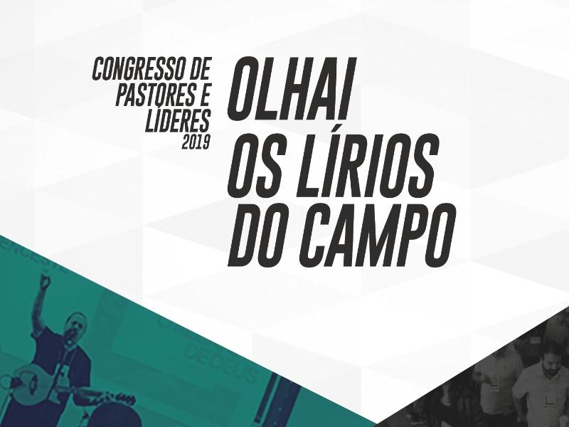 Congresso de Pastores e líderes 2019