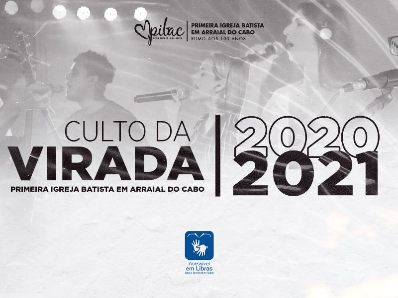 Culto da Virada PIBAC 2021