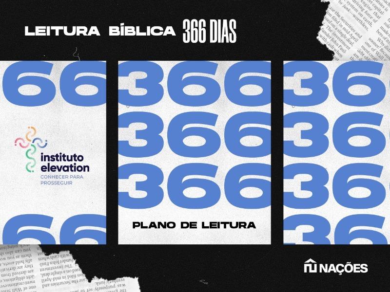 LEITURA BÍBLICA 366 Agosto