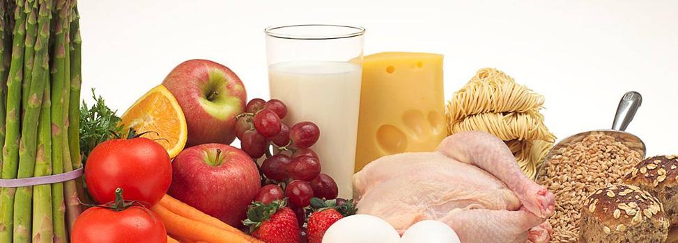 Consumo de proteínas na dieta
