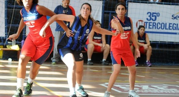 Ala do forte time do ADN Master, Débora encanta pelo talento na vitória sobre o Elpídio da Silva