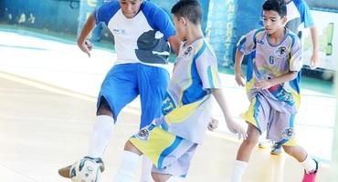 Bom de bola, Uriel marca três gols na classificação do Sesi Jacarepaguá