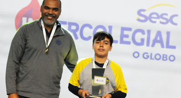 Campeão do FIFA 2019, Daniel vence a primeira disputa de e-sports do Intercolegial, realizada no Festival Inter/Grandes Finais
