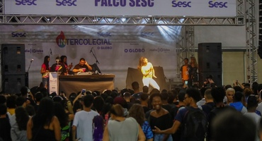 Cinco mil pessoas curtem por mais de dez horas o segundo Festival do 37º Intercolegial Sesc O Globo