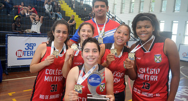 Colégio Militar, Loide Marta e SMCE são os campeões do basquete 3x3