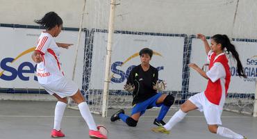 Com 26 escolas na briga pelos títulos das seis categorias, futsal terá reinício no primeiro fim de semana de agosto