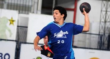 Com atuação decisiva na goleada do Triângulo no handebol, Marcos Antônio participará de seletiva da seleção brasileira infantil