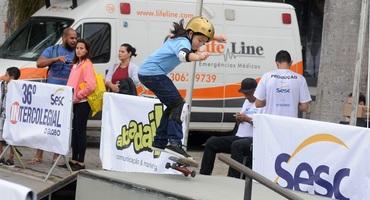Com duas conquistas cada um, Santa Mônica Centro Educacional e Marista São José são os vencedores das quatro categorias do skate