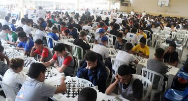 Com mais de 500 alunos inscritos, xadrez promete abalar as estruturas do 37° Intercolegial Sesc O GLOBO, neste sábado (31/8)