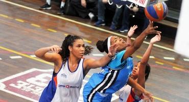 Com status de esporte olímpico, basquete 3x3 apresenta nível elevado e mudanças entre os primeiros colocados