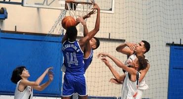 Confrontos deste domingo (30/6) apontarão os vencedores das medalhas de bronze do futsal e do basquete