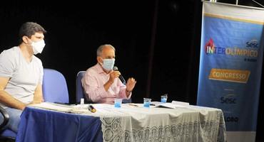 Congresso de Abertura enfatiza a importância de seguir todas as medidas do protocolo sanitário