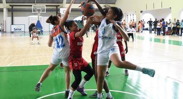 Congresso técnico do basquete 3x3 será amanhã (quarta-feira, 18/9), a partir das 14h, no Sesc Madureira