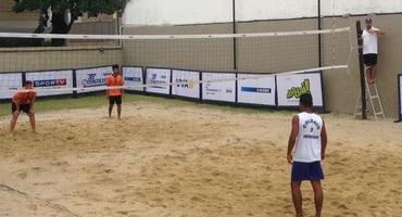 Decisões das quatro categorias do vôlei de praia estão definidas