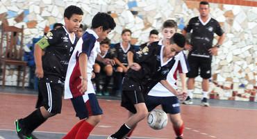 Definição dos finalistas das seis categorias do futsal do 37° Intercolegial Sesc O GLOBO será neste fim de semana