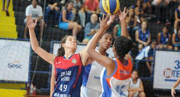 Depois de duas finais seguidas, Colégio Militar disputará bronze no basquete federado feminino