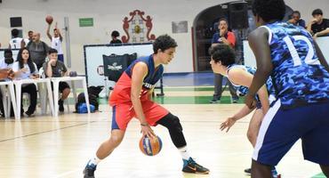 Disputa do basquete 3x3, neste sábado (28/9), no Sesc Ramos, apontará os campeões das três categorias da modalidade