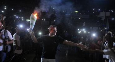 Dos tatames do Inter para o dojô olímpico