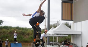 Em campanha radical, Santa Mônica Centro Educacional fatura três das quatro categorias e uma prata na terceira edição do skate