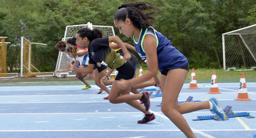Em disputa acirrada, GEO Sócrates ganha dois títulos, prima pela regularidade e faz a melhor campanha do atletismo do Inter 2019