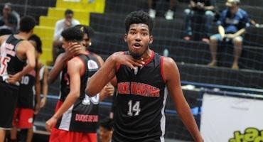 Em sua participação no Intercolegial, Ítalo consegue o sonhado título no basquete 3x3