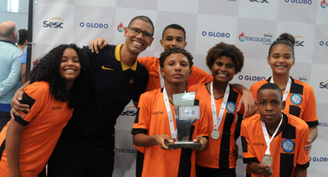 Escola Municipal Professor e Escritor Daniel Piza surpreende com vice-campeonato no basquete 3x3 jovem misto