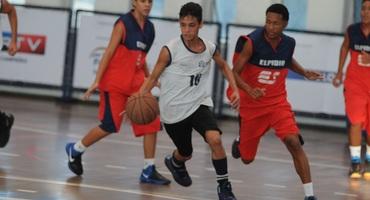 Escolas da rede pública dominam todas as finais do basquete nas categorias de base