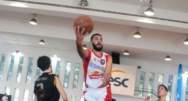 Estreia do basquete tem emoções no duelo final e vitórias convincentes no ginásio do Sesc Ramos