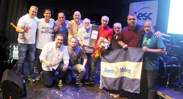 Festa de Encerramento do Inter tem sucessos do UM44k, Vanessa Riche e coroação do maior vencedor de 2018