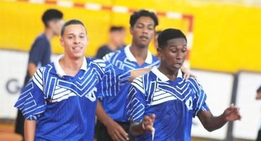 Fim de semana recheado no Intercolegial terá estreia do basquete, no Sesc Ramos, e segunda rodada do futsal, em Nova Iguaçu