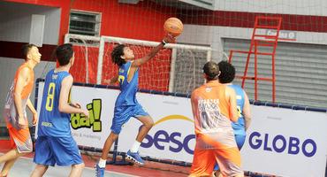 Fim de semana terá futsal e basquete tanto no sábado (7/7) como no domingo