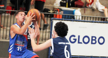 Finalistas do basquete serão conhecidos após 11 partidas neste fim de semana