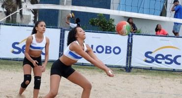 GEO Nelson Prudêncio e Triângulo disputam decisão inédita no vôlei de praia