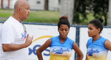 GEO Nelson Prudêncio e Triângulo se classificam para a final sub-18 feminina do vôlei de praia