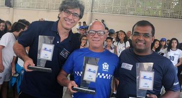 GEO Nelson Prudêncio ratifica seu crescimento e tem o seu melhor desempenho no xadrez desde que começou a disputar a modalidade