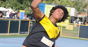 GEO Samaranch faz a melhor campanha no atletismo da Grande Final