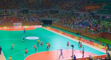 Handebol e polo aquático estreiam com vitória nos Jogos Rio 2016