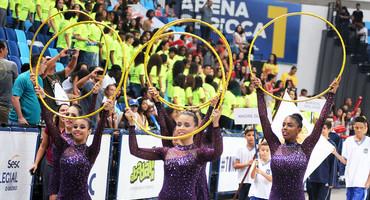 Heróis Olímpicos é o tema do Desfile de Abertura, que dará início ao Intercolegial 2020, dia 22 de março, na Arena Carioca 1