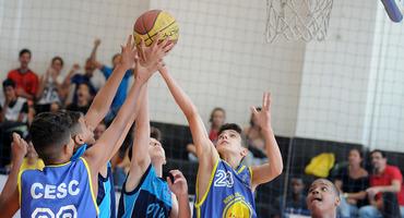 Intercolegial 35 anos terá sequência sábado e domingo, com 14 jogos no futsal e 12 no basquete