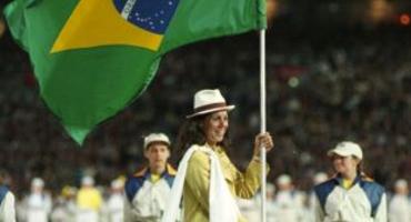Lenda das areias, Sandra Pires começou nas quadras do Inter