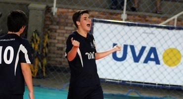 Levantador do Marista São José, Rodrigo tem atuação decisiva na vitória contra o Cesc
