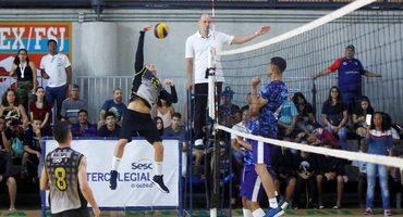 Presente em quatro finais do vôlei, Sistema Elite conquista três títulos no Festival do 37° Intercolegial Sesc O GLOBO
