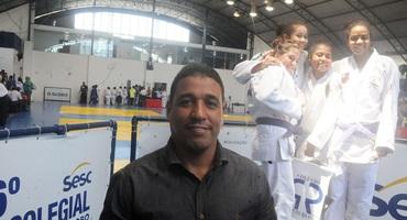 Presidente da Federação de Judô do Estado do Rio de Janeiro fala do sucesso dos tatames no Intercolegial