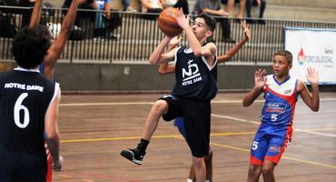 Quarta rodada do basquete tem adrenalina e jogos eletrizantes no ginásio do Colégio Pio XI, em Ramos